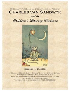 Charles van Sandwyk and the Children's Literary Tradition