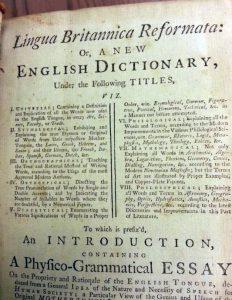 Lingua Britannica Reformata