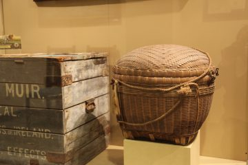Carrying basket