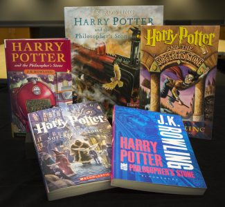 Harry Potter at UBC Library