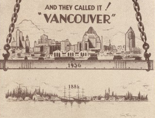 And They Called It Vancouver